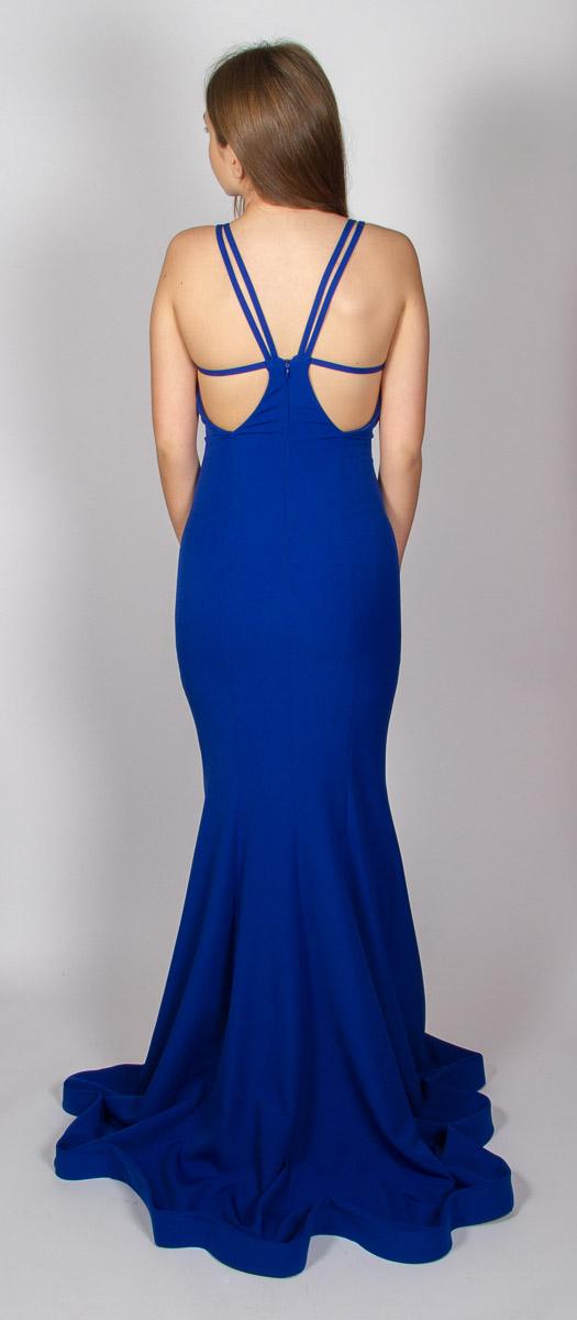 Natasha (Royal Blue) Back