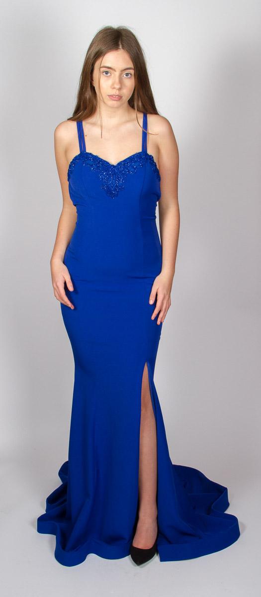 Natasha (Royal Blue) Front