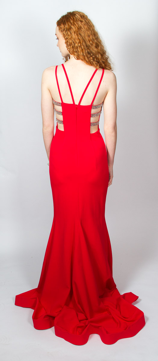Gwyneth (Red) Back