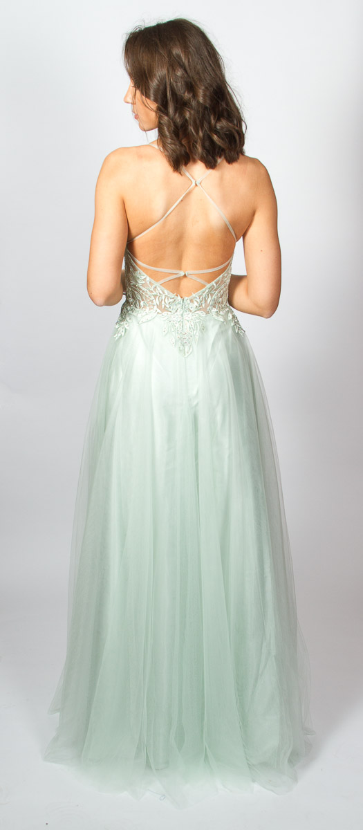 Twinkle (Misty Green) Back