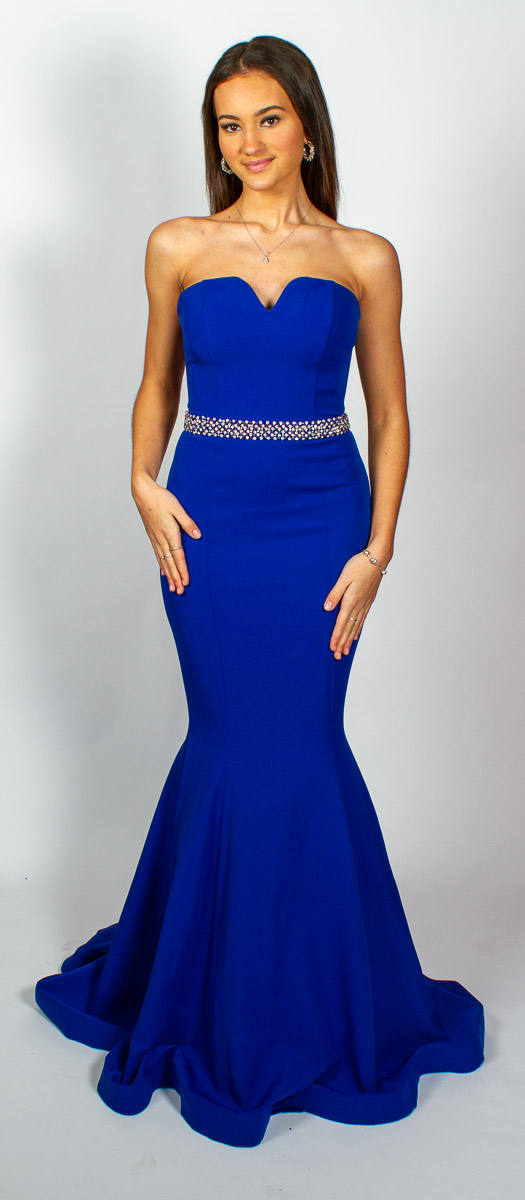 Cora (Royal Blue) Front