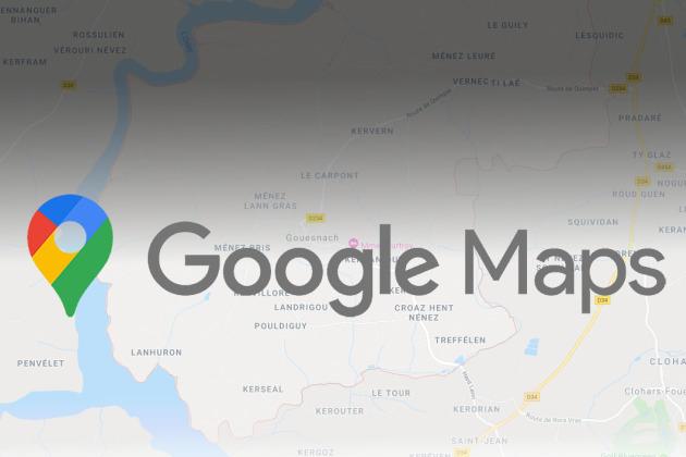 تحتفل خرائط Google على إصدار جديد وشعار أكثر جمالا تدخل تطبيق خرائط