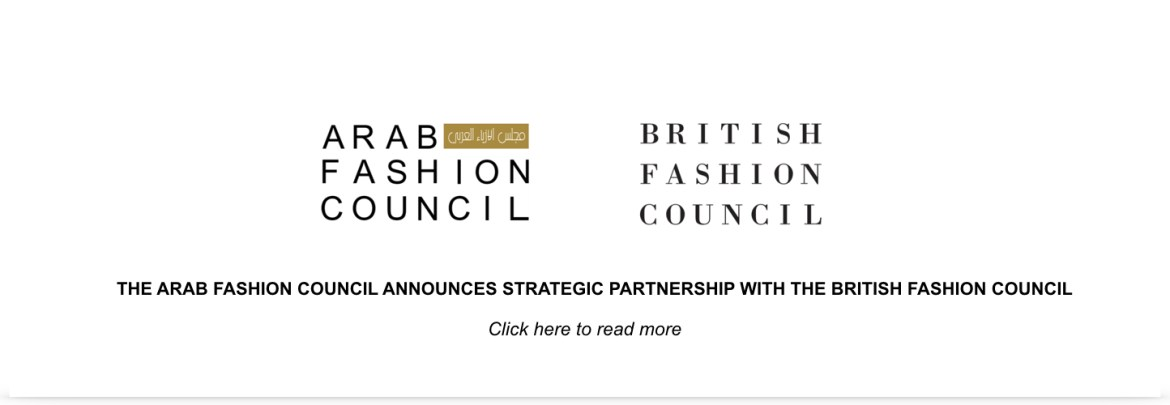 Arab Fashion Council-British Fashion Council.001