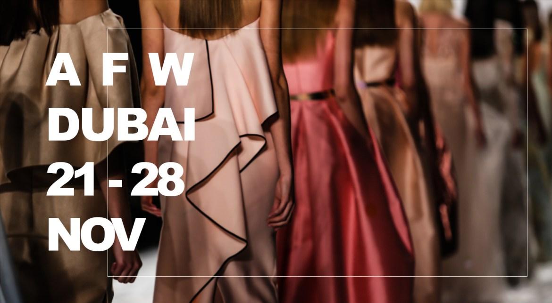 Arab Fashion Week - 7th edition