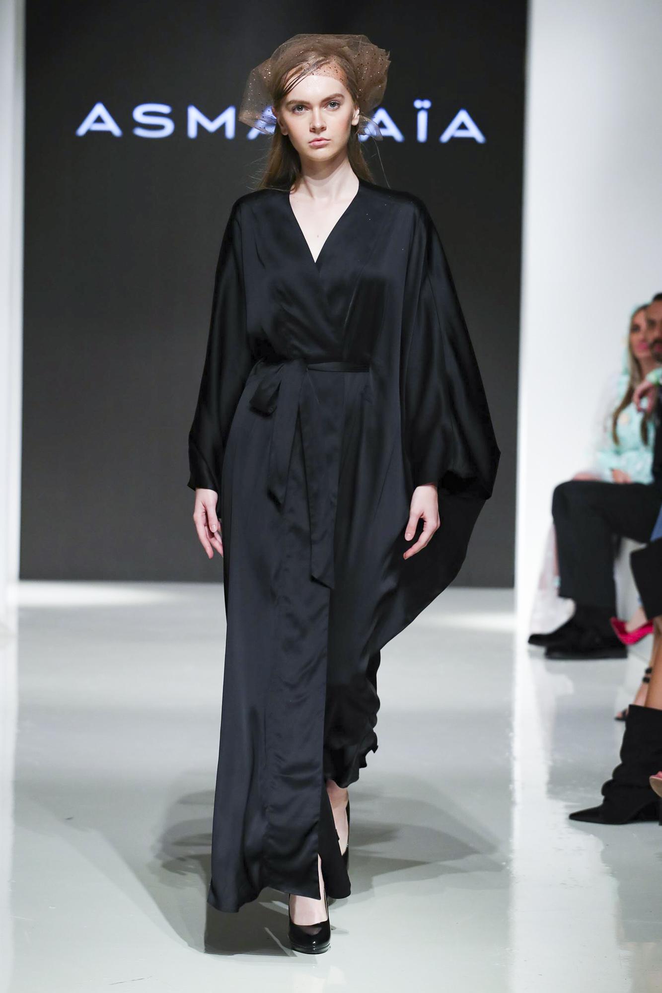 Asmaraia fashion show, Arab Fashion Week collection Spring Summer 2020 in Dubai
