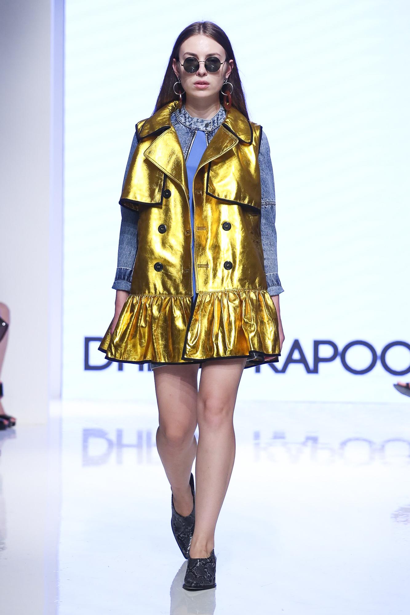 Dhruv Kapoor fashion show, Arab Fashion Week collection Spring Summer 2020 in Dubai