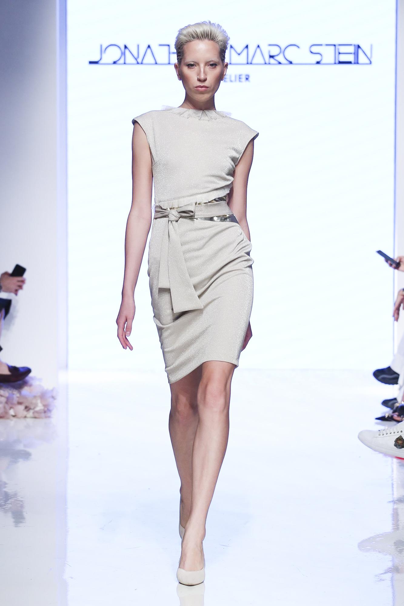 Jonathan Marc Stein fashion show, Arab Fashion Week collection Spring Summer 2020 in Dubai