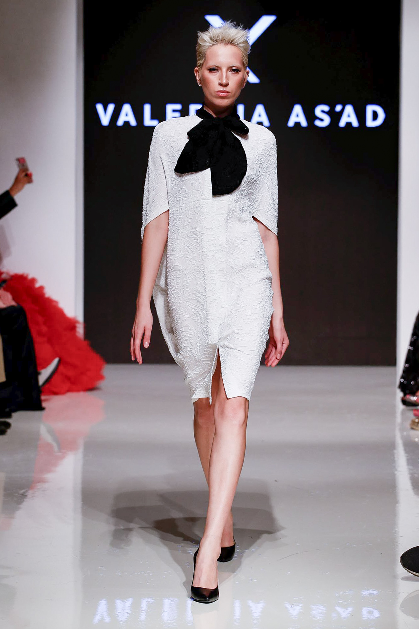 Valeryia As Ad fashion show, Arab Fashion Week collection Spring Summer 2020 in Dubai