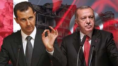 صورة بشار الأسد يهزم اردوغان هزيمة نكراء برعاية روسية