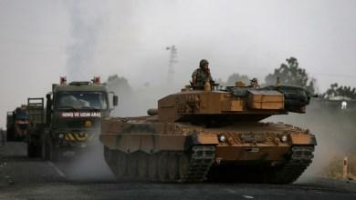 صورة توتر في الشرق الأوسط بين تركيا والنظام السوري