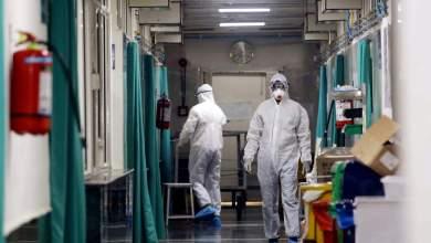 صورة حالة وفاة جديدة بكورونا الليلة في اليونان بعد يومين من توقف الوفيات