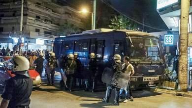 صورة قلق في أثينا من تجمعات غير مرغوب فيها يوم الجمعة بعد اشتباكات الثلاثاء الماضي