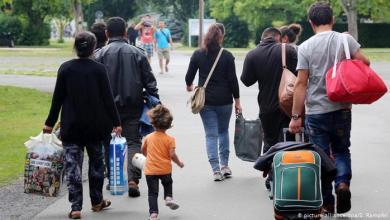 صورة المانيا تستقبل 2 مليون لاجئ نصفهم سوريين