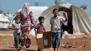 صورة الحكومة اليونانية تطلق حملة تطعيم للأطفال في مخيمات اللاجئين