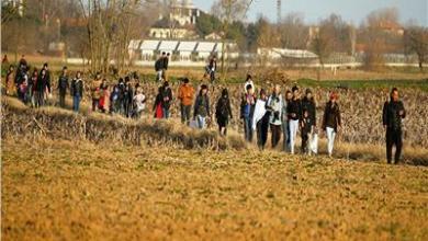 صورة اليونان تتحدث عن «ثغرة» في تركيا يستغلها المهاجرون