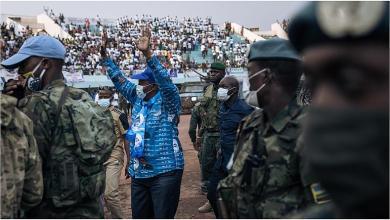صورة افريقيا الوسطى تعلن ان روسيا ارسلت مئات الجنود إلى اراضيها