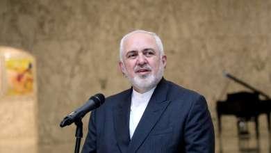 صورة وزير خارجية ايران يندد بالعقوبات الامريكية على تركيا