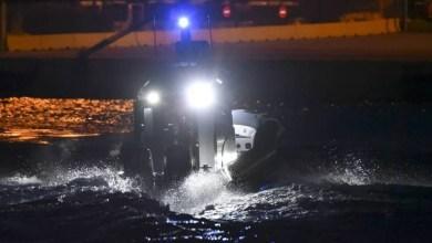 صورة ميكونوس: تم القبض عليهم وهم يحملون ادوية تم توفيرها من اثينا