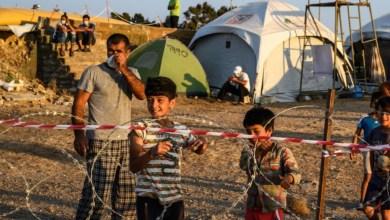 صورة ارتفاع اعداد عمليات احتجاز المهاجرين غير القانونية في ايطاليا واليونان وإسبانيا والمانيا