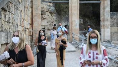 صورة وصول السلالة الجديدة من كورونا إلى اليونان