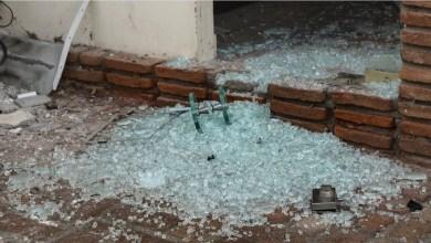 صورة وابل من الهجمات على اجهزة الصراف الآلي والبنوك ليلاً
