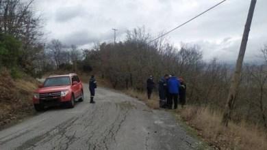 صورة العاتي: تم تحديد موقع طائرة التدريب و التحقيقات جارية مع جثة الطيار