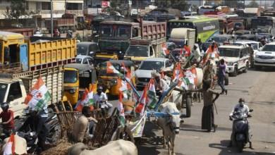 صورة احتجاجات جديدة في الهند ضد الاصلاح الزراعي