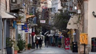 صورة الاغلاق: اليونان باكملها بالاحمر والاجراءات التي يقترحها اخصائيو الامراض المعدية