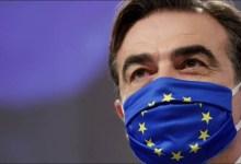 صورة شيناس: اهم زيارة تضامنية هي زيارة زعماء الاتحاد الاوروبي الى ايفروس قبل عام