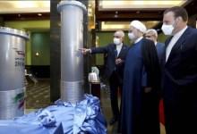 صورة ايران: تحذير قوي من القوى الاوروبية بشان تخصيب 60٪ من اليورانيوم