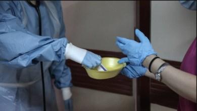 صورة جمعية الطب الشرعي اليونانية: هل يجب تشريح جسم مريض مصاب بفيروس كورونا؟