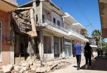 """صورة عالم زلازل يوناني: زلزال كريت المدمر أعقب نشاطًا """"غير عادي"""""""