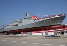 صورة السفن التركية تضايق عمل سفن البحث الدولية