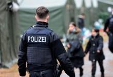 صورة الشرطة الألمانية تقبض على 31 لاجئا عراقيا بينهم 10 أطفال عبروا حدودها من بولندا