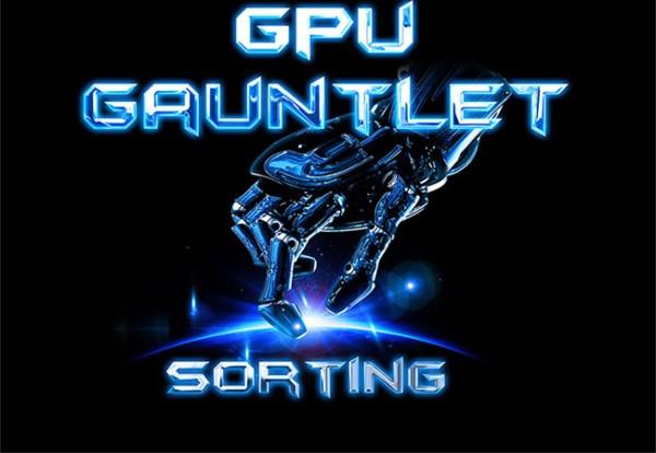 شهادة الإعتماد GPU Gauntlet™ Sorting من Gigabyte