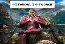 تقينات انفيديا GameWorked