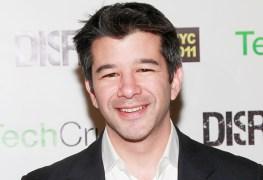 ترافيس كلانيك المدير التنفيذي لشركة Uber