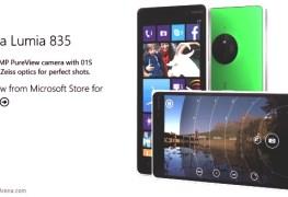 Lumia 835