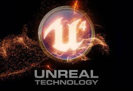 إستعراض الألعاب التى طُورت أو يتم تطوريها بمحرك Unreal Engine 4