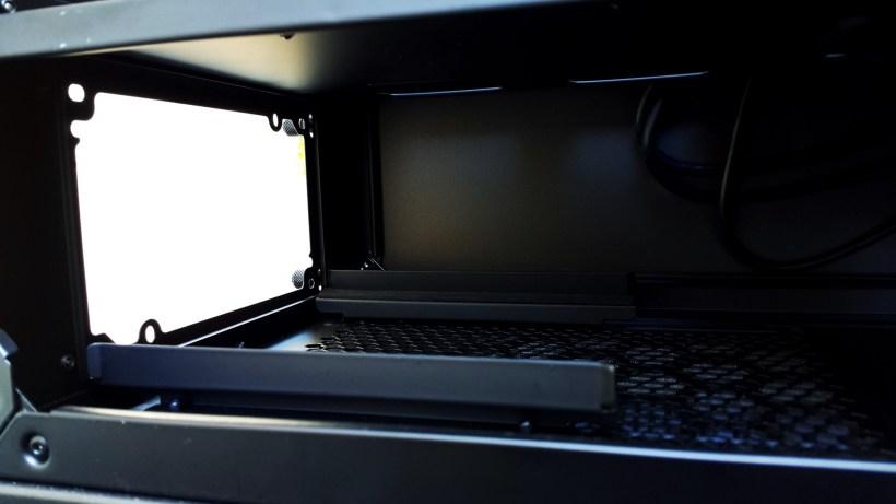 Cooler Master MasterCase 5 Pro PSU Fitting Place