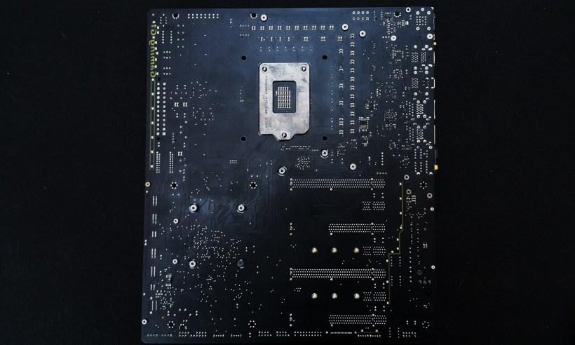Gigabyte Z170X Gaming G1 Back