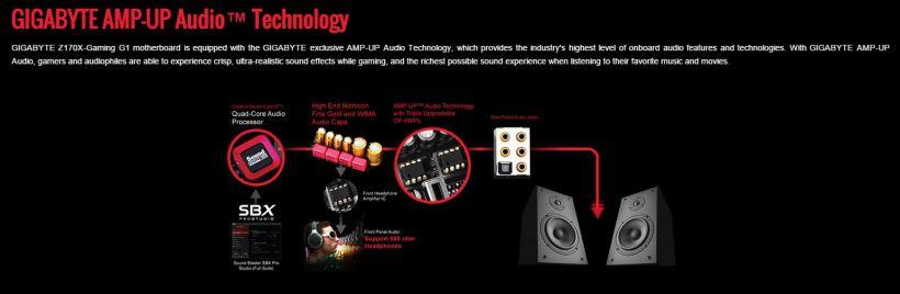 Amp Up Audio Technology