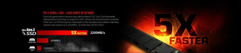PCI-E SSD