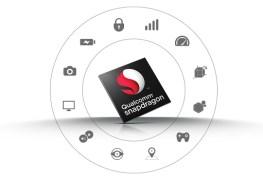 شعار شركة Qualcomm