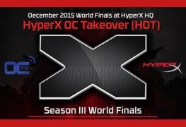 مسابقة كسر السرعة HyperX OC Takeover