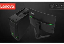 Ideacenter Y900 Razer Edition