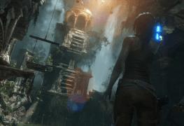 شاهد صور إطلاق لعبة Rise of the Tomb Raider على PC