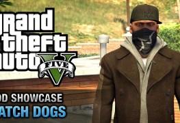تعديل Watch Dogs أصبح متاحاً للعبة GTA V إليك طريقة تحميله وإضافته