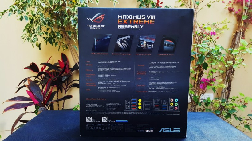 4-Asus Z170 Maximus VIII Extreme Assembly