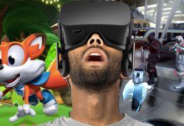 جميع الألعاب الداعمة لخوذة الخيال الواقعي Oculus Rift بعرض رسمي